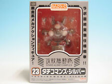 [FROM JAPAN]Nendoroid 23 Tachikomans Silver version Ghost in The Shell S.A.C...