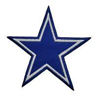 Dallas Cowboys NFL Football Embroidered Iron On Patch Emmitt Smith Tony Dorsett