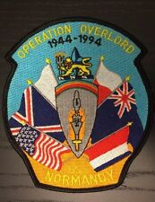 USS NORMANDY Patch (History)