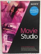 Sony Movie Studio Version 13 MSMS13000NCN 2015 Windows 10