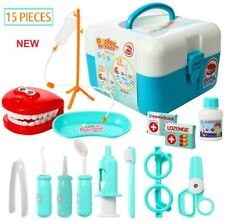 Educational Learning Toys Dentist Kit for Kids Boys Girls Age 3 to 8 Years Old