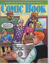 Comic Book MarketPlace #52 ( Back to School issue )  NM