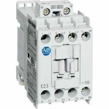 Allen-Bradley 100-C09D10 Contactor, IEC, 9A, 3P, 120V Coil