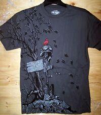 Fallen, Not Forgotten Graphic T-Shirt - 7.62 Design -Sizes M-XXL - FREE Shipping