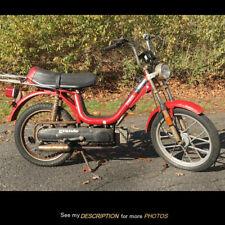 1979 Vespa Piaggio Scooter Moped original 1500 Miles not restored