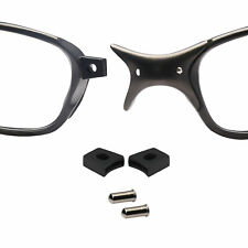 Acoplador Flex Ponte do Nariz e pinos de nariz para Oakley X Metal Juliet Penny X-Squared