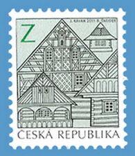 S785-3-2 Czech Folk architecture SET 2011