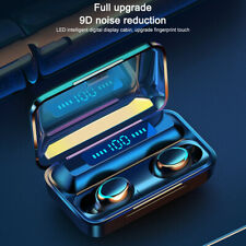 Wireless Ohrhörer Headset Touch Control Kopfhörer TWS In-Ear Buds Bluetooth 5.0