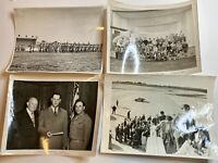Sacramento Air Command Vintage Photos Air Force McCellan Field Set Of 4