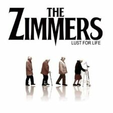 Zimmers, the - Lust for Life PRODIGY BEATLES CD NEU