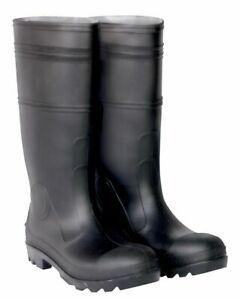 CLC  Climate Gear  Unisex  Garden/Rain Boots  13 US  Black