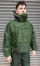 More details for british army nbc suit vacuum sealed olive green mk3 small 46''  £18 for 2 suits