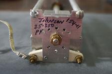 Vintage Johnson 154-11 air variable tuning capacitor 25-350 pf