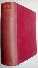 J B PRIESTLEY.ANGEL PAVEMENT.1935 H/B.DEDICATION C S EVANS.LONDON NOVEL