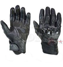 Gants En Cuir Moto, Motard, Sport, Protection,Respirant, Tout des Tailles