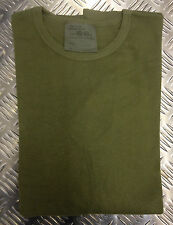 Genuine British Army Olive Thermal Long Sleeve Top. Size XS Up To 91cms - NEW