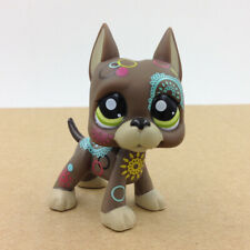 Littlest LPS Pet #1439 Shop Great Dane Dog Puppy Doll Collection Toy Gift To Kid