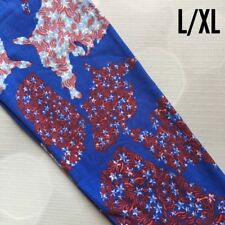 Lularoe Kids Leggings L/XL Americana American Dreams Vintage