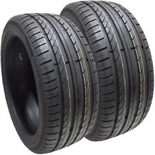 2 2554019 Best Budget 255 40 19 100w XL High Performance Car Tyres x2 255/40 TWO