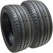 2 2454019 Budget 245 40 19 98w XL High Performance Car Tyres x2 245/40 TWO