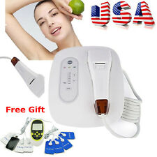 US Portable Home IPL Hair Removal Machine Skin Rejuvenation Facial Healthy+GIFT