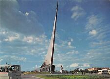 BT13247 the monument to conquerors of space Moscow          Russia