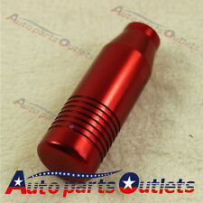 RED FOR HONDA ACURA  M10*1.5 ALUMINUM JDM SHIFT KNOB FIT