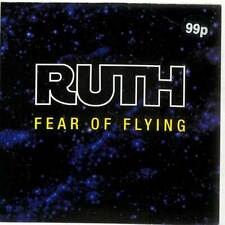 "Ruth - Fear Of Flying - Blue 7"" Vinyl Record"
