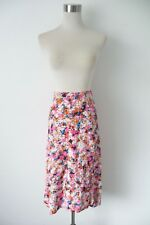 STUNNING BRAND NEW BARDOT MIDI SKIRT FLORAL BUTTON THROUGH WITH TAGS RRP$79.95 8