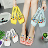 2018 New Summer Fashion Slippers Female Students Flat Sandals And Slippers