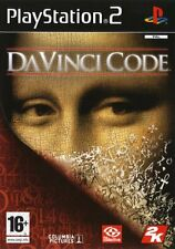 PLAYSTATION 2 PS2 GIOCO THE DA VINCI CODE - Il SAKRILEG RARO NUOVO