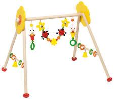 Baby-Fit-Spieltrainer BLUMEN + INSEKTEN Greiftrainer Fitnesscenter Motorik NEU