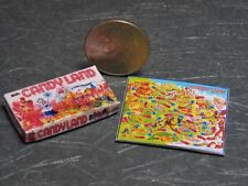 Dollhouse Miniature CANDY LAND Board Game Toys 1:12 inch scale A2 Dollys Gallery