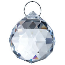 Clear Feng Shui Hanging Crystal Ball Chandelier Lamp Prism Parts Home Decor 40mm