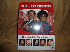 The Jeffersons - The Complete Sixth Season (1979-1980) [3 Disc DVD]