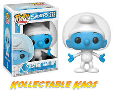Funko Pop 20123 Vinyl The Smurfs Hefty Smurf Figure