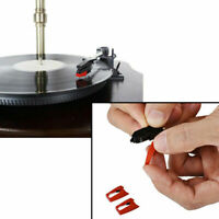3PCS Turntable Diamond Stylus Needle Replacement for Phonograph Record Player