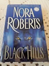 """BLACK HILLS"" BY NORA ROBERTS, NEW/UNREAD HC. 2009, ENGLISH, JACKET,"