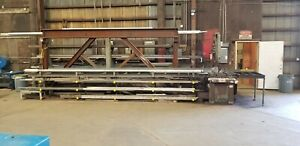 Marvel 81 / M3M Vertical Band Saw Metal 20 Feet INDEED USA