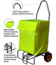 Whizzer Newspaper Delivery Trolley with Bag