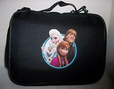 TRADING PIN BOOK BAG FOR DISNEY PINS FROZEN ANNA & ELSA OLAF LARGE DISPLAY CASE