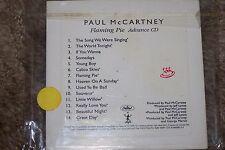 "PAUL MCCARTNEY ""FLAMING PIE""U.S. ADVANCE CD"