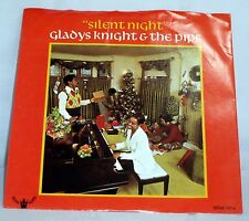 Gladys Knight & the Pips: Silent Night / Do You Hear What I Hear [New Unplayed]