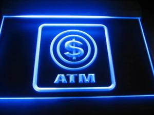 ATM LED Sign Light
