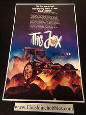 Vintage Tamiya Fox Astute Avante Frog S10 Lunch Box Wild Willy Brat Posters LOOK
