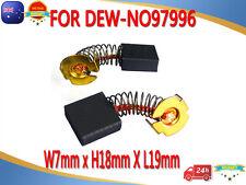 Carbon Brushes For Dewalt D28710 N097996 N097997 A9,B1,IN Chop Saw Metal Cutter