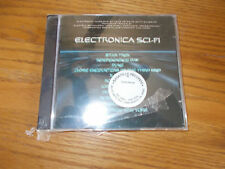 ELECTRONICA SCI-FI CD ALPHA WAVE BRAND NEW SEALED