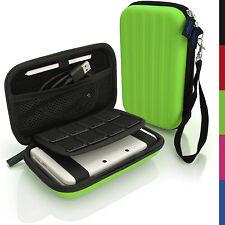 Grün Hart Tasche Schutzhülle fur Nintendo 3DS XL 3DSXL 2DS XL 2DSXL Etui Case