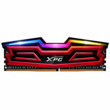 ADATA XPG 8gb Ddr4 3200mhz RGB Memory RAM XPM 2.0 Supported Aura Sync