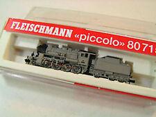 """Fleischmann 807156 N KPEV Dampflok in Fotoanstrich Ep I mit OVP """"NEU"""""""
